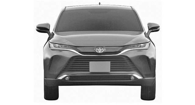 豐田全新SUV曝光,空間不大動力一般,卻跟雷克薩斯有淵源?