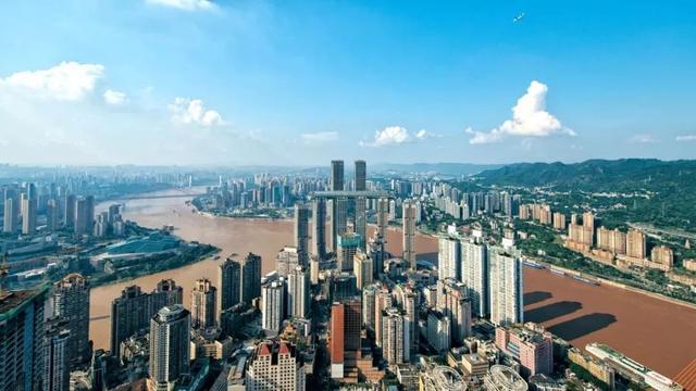 如何看待重慶的人均GDP排名?
