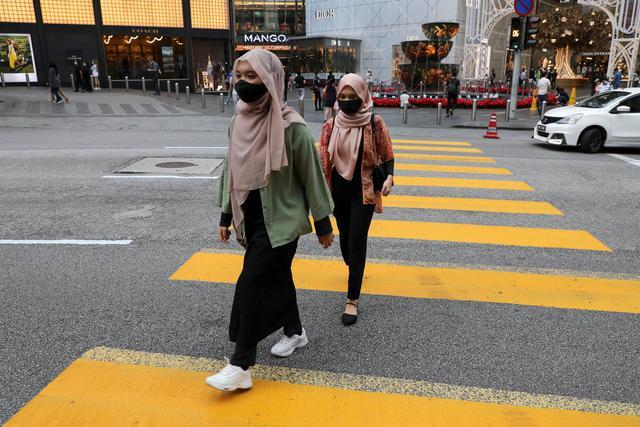 馬來西亞新增新冠確診病例1212例