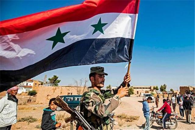 小國的悲哀:敘利亞的無奈選擇,大國博弈的犧牲品