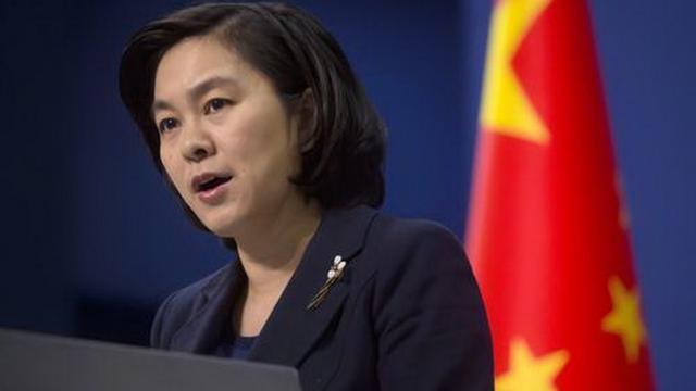 蓬佩奧聲稱60多個國傢棄用中國5G,華春瑩:列張表看看?