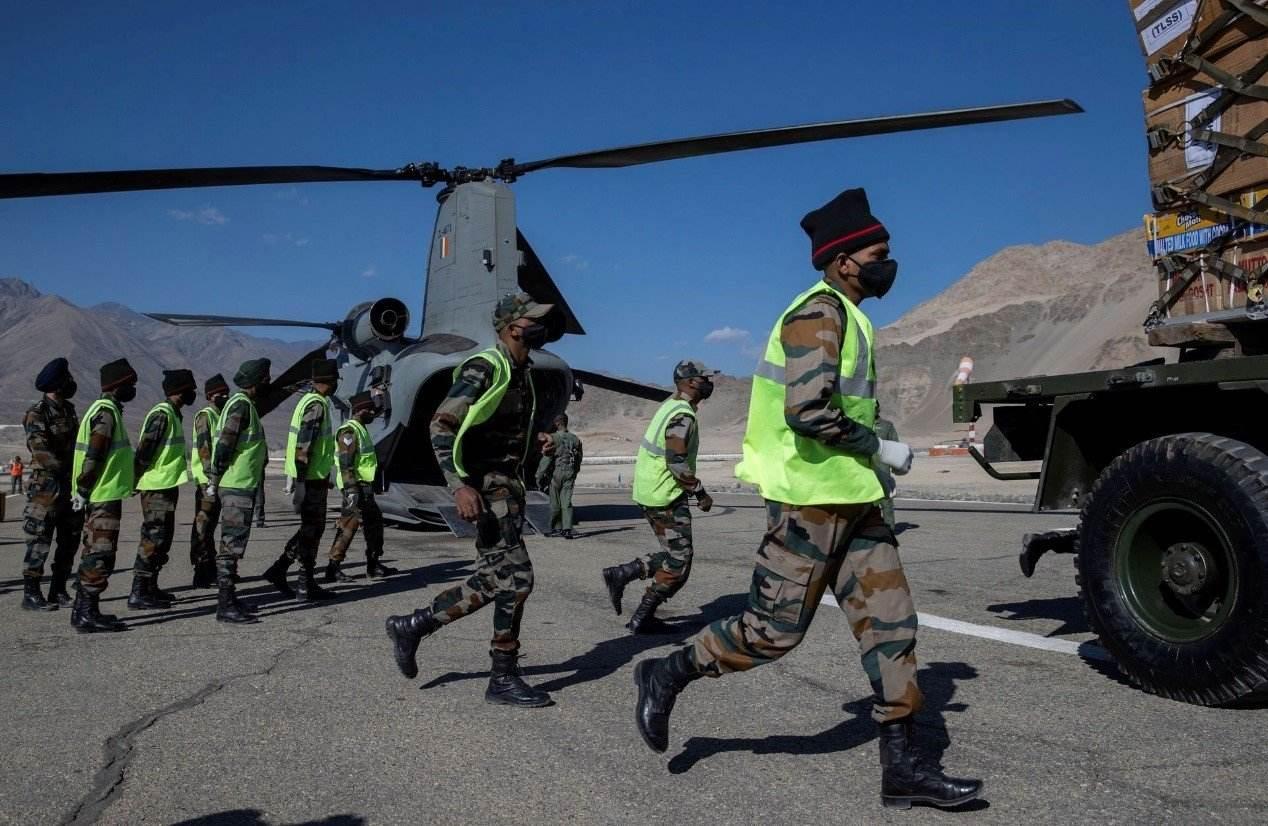 印度邊境再搞大動作,特種部隊火速趕往班公湖,莫迪鐵心要打仗?
