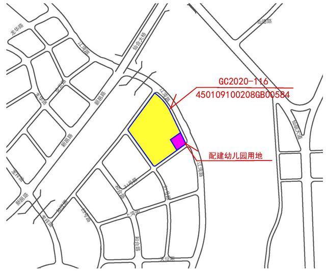 南寧市35.19億元出讓4宗商住用地 金科、建發、榮和各有斬獲