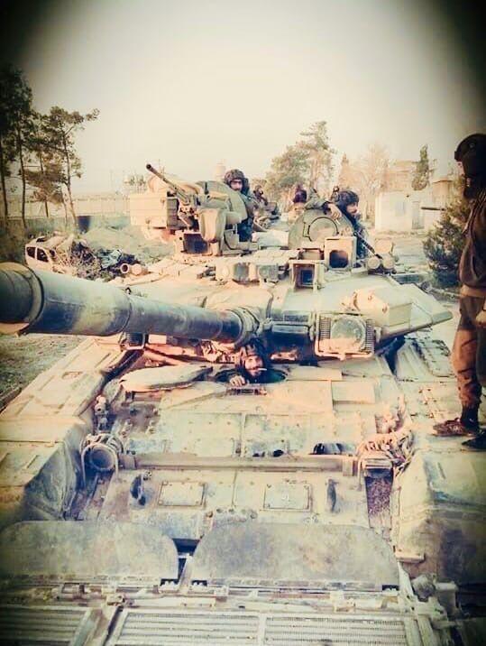 奇迹私服战士加点叙利亚爆发大规模坦克战,老虎师T90坦克力战克敌,叛军伤亡惨重