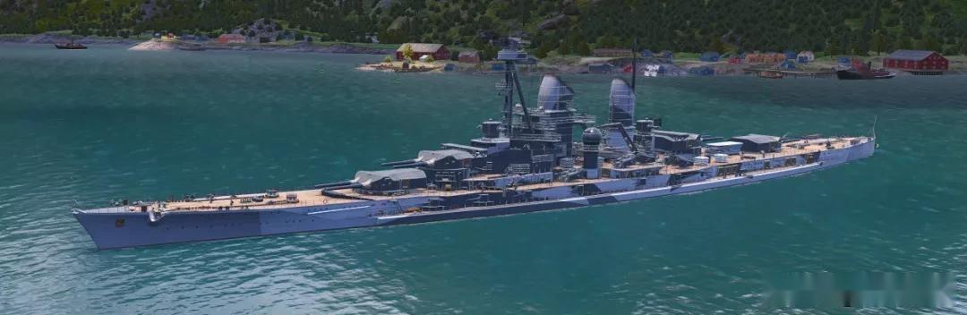 不要錢的金幣船也能這麼好玩?既是防空刺蝟也是巡洋殺手