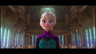 艾尔莎女王加冕仪式