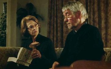 《四十五周年》精彩片段 老先生向妻子坦白过往