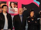 法国电影展映《爱》首映  陆川现场推介法国佳片