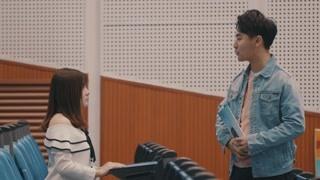 玲珑井:女子去学校旁听被男生搭讪  借故身体不适拒绝邀约