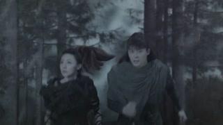 """""""苍雪之牙""""炫酷登场瞬间冰冻全城!张铭恩带着黄梦莹疯狂跑路!"""