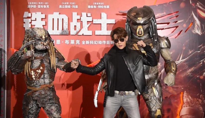 《铁血战士》粉丝特辑 铁粉汪东城一不小心暴露年龄