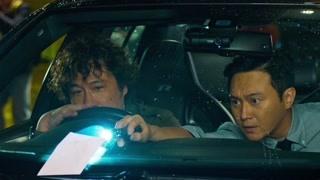 泄密者:王大伟和李永勤协同办案 王大伟怀疑车上有USB炸弹