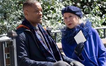 《附属美丽》片段 海伦·米伦对话威尔·史密斯