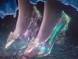 真实版水晶鞋