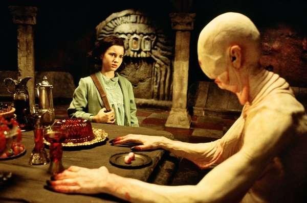 《潘神的迷宫》 预告片2