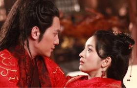 兰陵王:林依晨美艳新娘装看呆冯绍峰