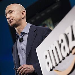 贝佐斯将卸任亚马逊CEO