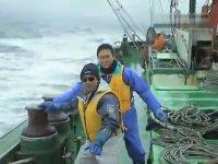 鱼跃在花见之花絮-松哥智霖海上渔船
