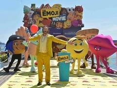 《表情奇幻冒险》Emoji表情亮相戛纳 开启奇妙炫酷之旅