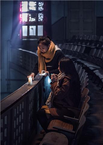"""《开学悸》先导预告 11.9经典校园惊悚冬""""悸""""回归"""