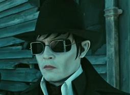 """《黑影》中文片段之""""现在的人不讲有没有种了"""""""