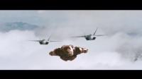钢铁侠新装备试飞被两架F22拦截,钢铁侠完胜