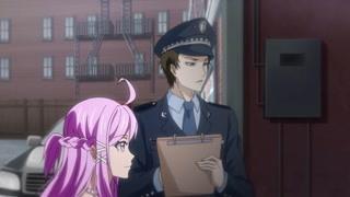 浩一最讨厌警察 不会你老爸就是警察吧