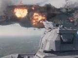 《美国队长2》视效解析特辑 CG绿幕制造终极决战