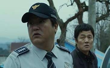《哭声》北美预告片中文版 结局未知黑色神秘