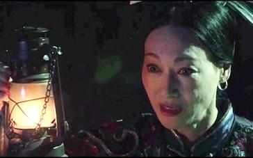 《荒村凶间》剧情版预告 惠英红古宅变凶婆婆