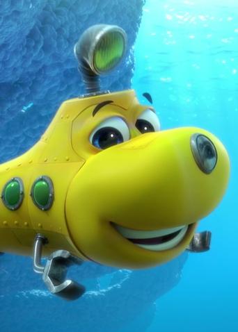 """《潜艇总动员》""""守护友情""""版预告 深海旅行见证跨星球友谊"""