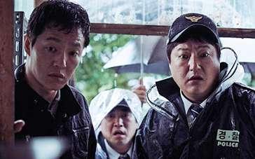 《哭声》曝中文拍摄花絮 记录180天的拍摄故事