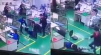 【江苏】监拍男子当众行凶手段残忍 已被警方控制