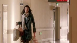 艾米赶到时候熊顿先走一步 艾米病房门口泣不成声