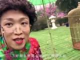 青岛大姨张海宇探班《萌妃驾到》剧组竟邂逅皇桑汪东城