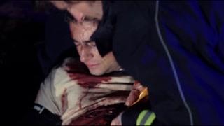 两位男子受伤 TC全力救治