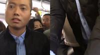 【北京】网曝男子地铁猥亵女生 还称我找你很久了