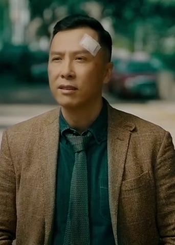 《大师兄》教师危机版预告 甄子丹机车登场碾压教师危机