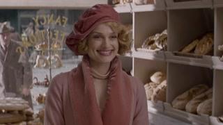 魔法师与失去记忆的爱人在面包店甜蜜重逢