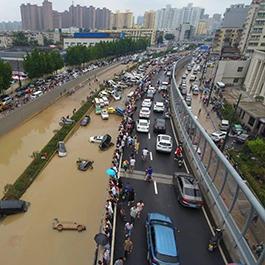 郑州京广隧道通车