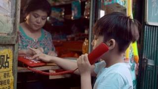 失踪的儿子突然打来电话 却沉默不语!