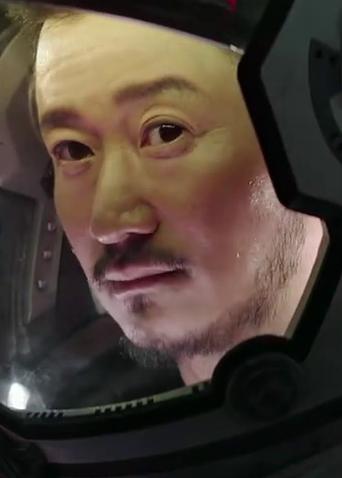 《流浪地球》贴片预告 吴京首演宇航员助力中国科幻