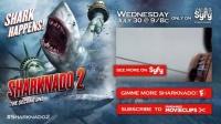 《鲨卷风2》最新预告