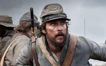 《琼斯的自由国》中文片段 马修·麦康纳厌倦战争