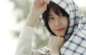 对我而言可爱的她:Rain的清新女友郑秀晶