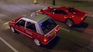 出租车可以飚过法拉利