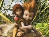 《亚瑟和他的迷你王国3》片段:昆虫世界的TAXI,速度堪比高铁