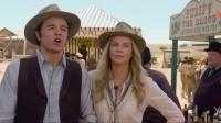 《死在西部的一百万种方式》首曝限制版预告 恶搞西部片双女神加盟