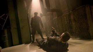 杨子荣成功追捕到座山雕并将其击毙 栓子找回母亲十分圆满