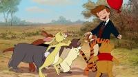 《小熊维尼》首曝预告 迪士尼手绘风格打怀旧